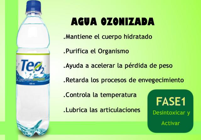 Teoma- Agua Ozonizada